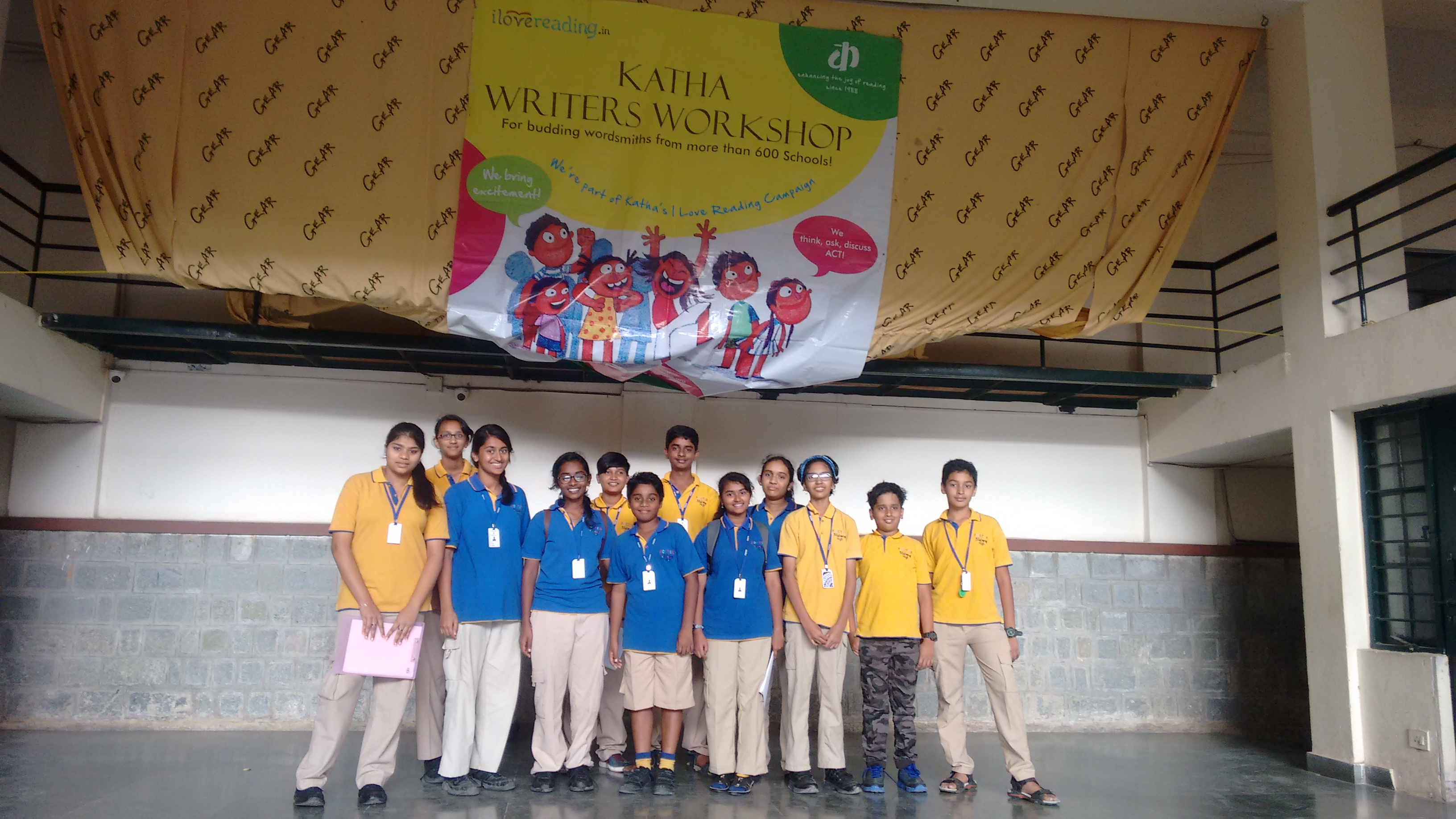 katha writers workshop